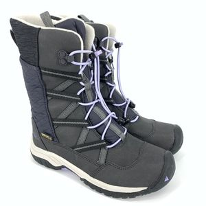 Keens Hoodoo Waterproof Winter Boots Youth